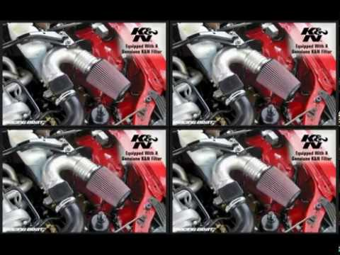 High Flow Intake Racing Beats Miata NB 2004 - sound check