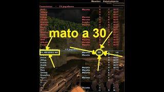 Counter Strike 1.6-Mato a 30 y Me Matan 4 Veces