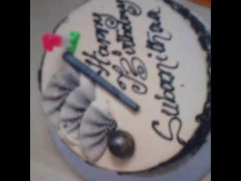 Happy Birthday Day Chella Kutty Youtube