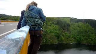 Rope jump Žďákovský most