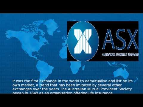 Wikipedia -  Australian Securities Exchange