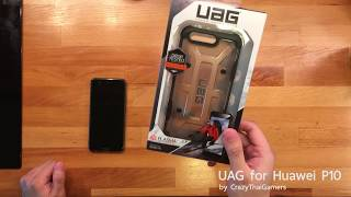 UAG case for Huawei P10