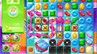 Candy Crush jelly Saga Level 809 - NO BOOSTERS *