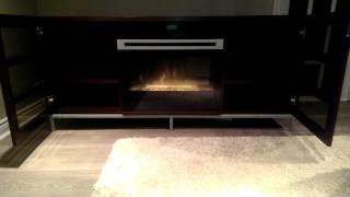 Fireplace Entertainment Unit