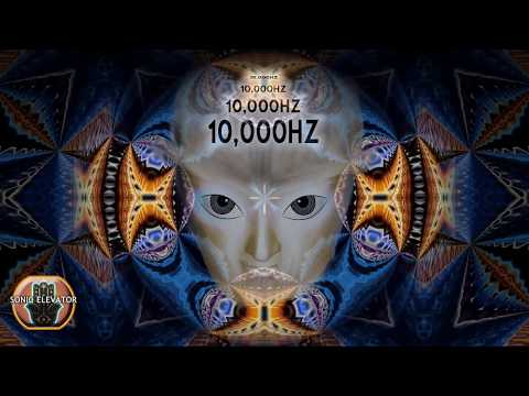 10000 Hz |KUNDALINI ACTIVATION MEDITATION Music| ULTRA Binaural Beats Fast KUNDALINI AWAKENING Music