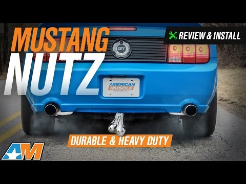 1979-2015 Mustang Nutz Review & Install