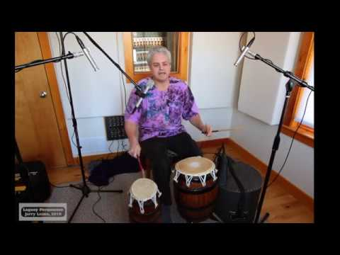 Legacy Percussion 1: African drum solo: Agbekor (Ewe people of Ghana)