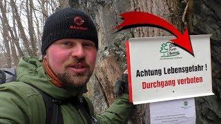 Harzer Hexenstieg: ACHTUNG LEBENSGEFAHR! | DURCHGANG VERBOTEN! | Teil 5 von 5