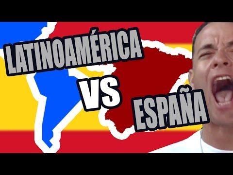 LATINOAMÉRICA VS ESPAÑA - DOBLAJE Reirás al escucharlo #5