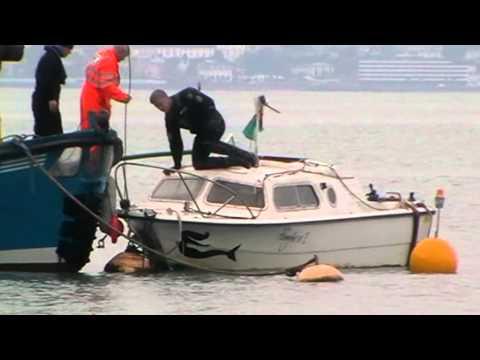 Pennywise II Salvage Brixham Harbor