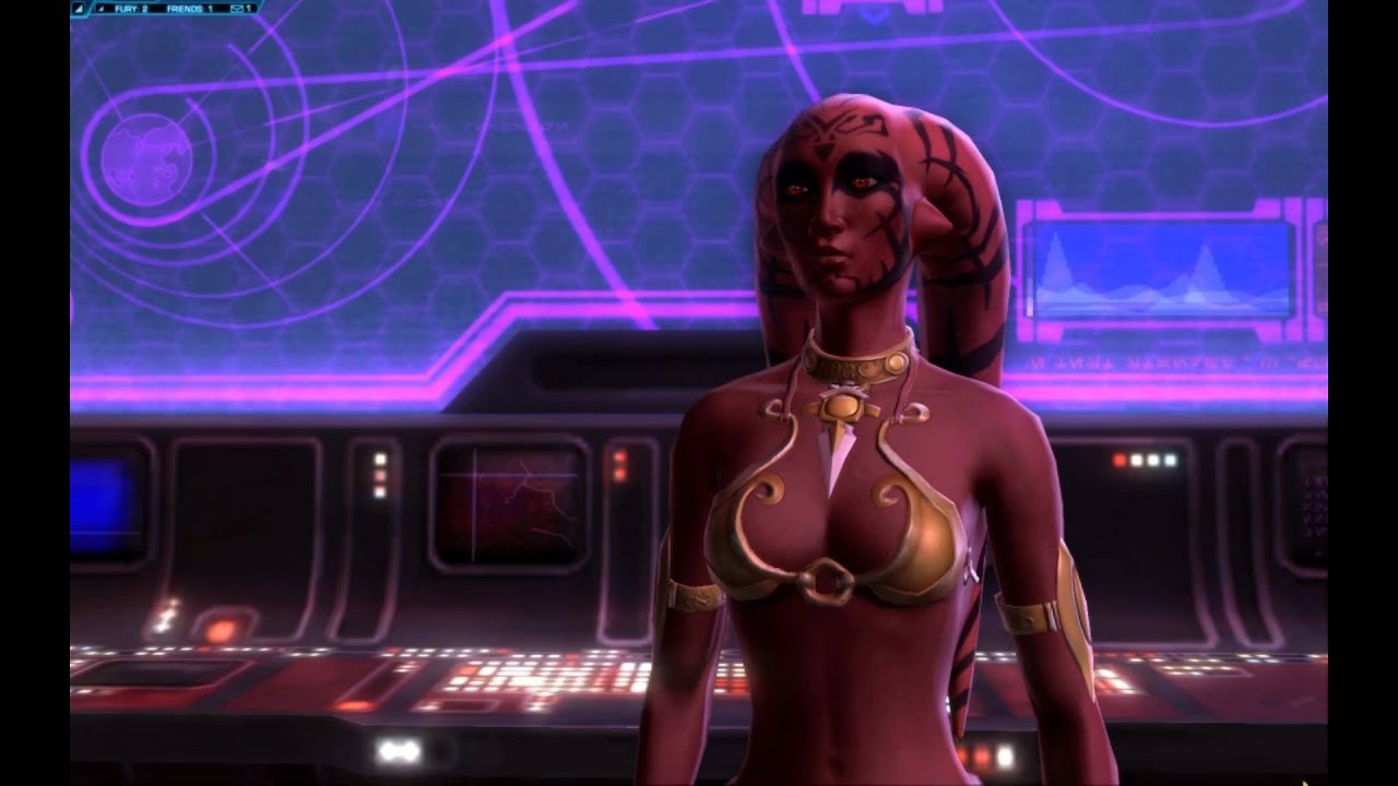 vette   swtor sith warrior companion   complete story