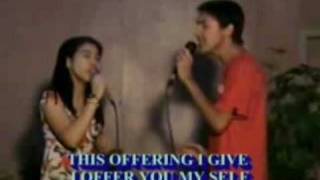 Offering Of Love by Lord Ian & Sheila Mae