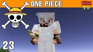 [CHƠI THỬ] Minecraft One Piece 23 - Cặp Mắt Linh Miêu