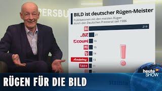 Die Bild-Zeitung: der tollwütige Bastard unter den deutschen Hütehunden