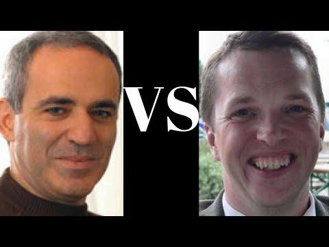 Garry Kasparov vs Nigel Short Blitz Match 2011, Game 5/8 - English Opening (Chessworld.net)