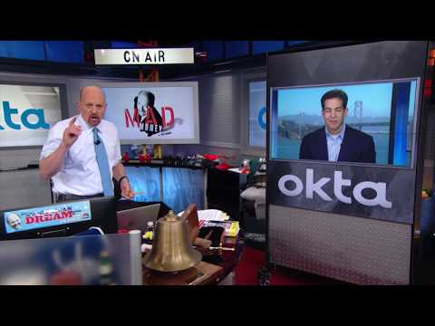 Okta CEO: Driving Revenue Growth | Mad Money