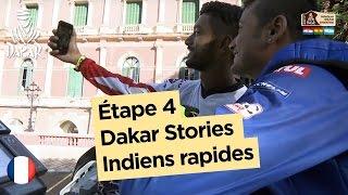 Étape 4 - Dakar Stories: Indiens rapides - Dakar 2017