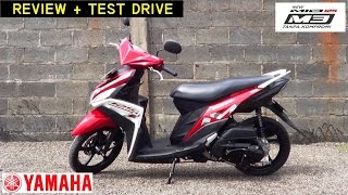 Yamaha Mio M3 125: Review + Test Drive