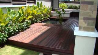 Decking By Evorich Singapore