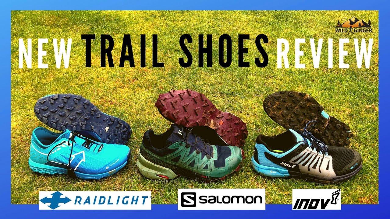 NEW trail running shoe REVIEWS Inov8 Roclite 275 G, Salomon