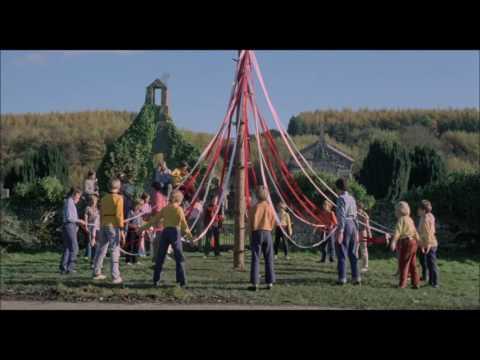 The Wicker Man (1973) - Maypole Song Scene 1080p with Lyrics