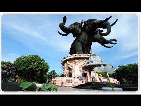 The Erawan Museum Bangkok Thailand Walk Though Review