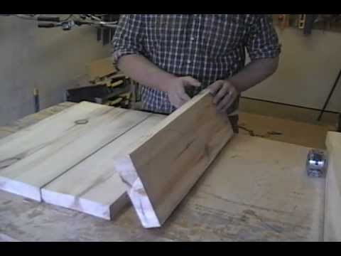 Make a Table Top How-To - YouTube