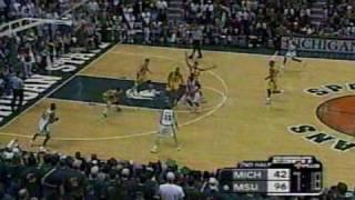 3/4/2000 - Michigan State 114  Michigan 63 - 10th Anniversary Edition