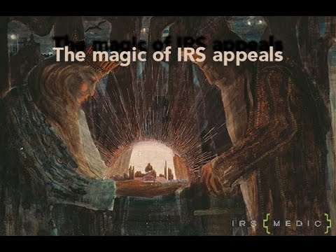 IRS Appeals - A Helpful Taxpayer Tool