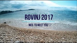AMAZING PLACES | Croatia - Rovinj 2017