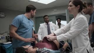 "New Amsterdam 2x08 Sneak Peek Clip 3 ""What the Heart Wants"""