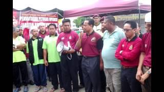 Luahan hati mangsa banjir terhadap tentera hijau dan tentera merah