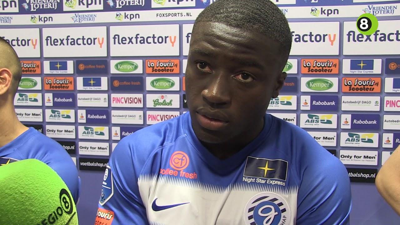 Leeroy Owusu Na De Graafschap-Feyenoord: 'Ga Dit Niet Snel