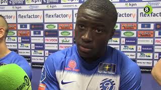 Leeroy Owusu na De Graafschap-Feyenoord: 'Ga dit niet snel vergeten'