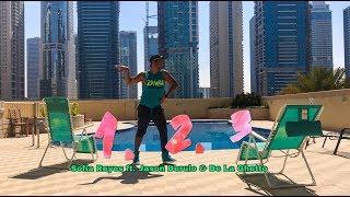Zumba | 1, 2, 3 by Sofia Reyes ft. Jason Derulo & De La Ghetto | Dance Fitness | Masterjedai