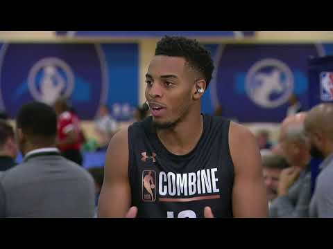Troy Brown Jr. Full Interview   May 18, 2018   2018 NBA Draft Combine Day 2