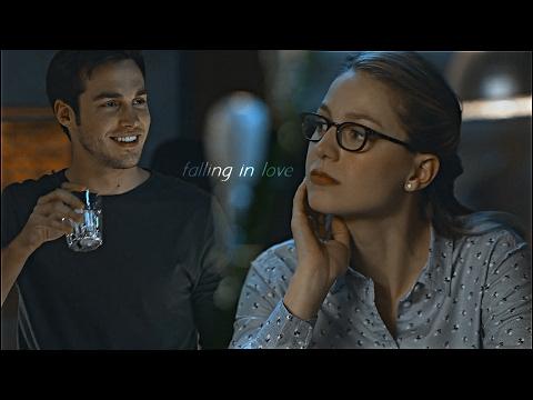 Mon-El & Kara | I was only falling in love. [2x11]