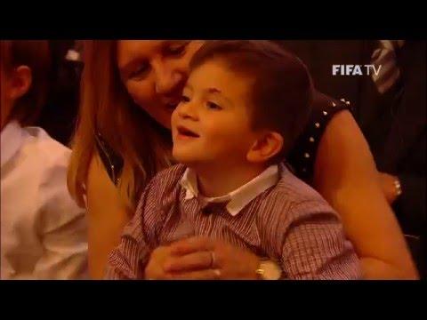 HIGHLIGHTS: FIFA BALLON D'OR 2015 TV SHOW (official)