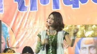 Download Hindi Video Songs - Amba Mai Utri Hai Baag - Stage Program - Shahnaz Akhtar - Hindi Song - Live Show