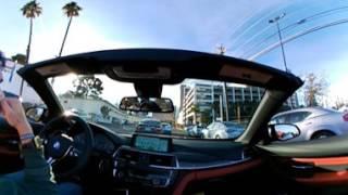 [Ces2017][360] 2017 BMW M4 Convertible Test Drive