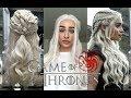Daenerys Targaryen hairstyle tutorial