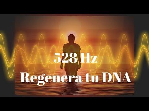 528hz Frecuencia del amor – Repara dna con esta frecuencia