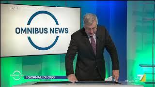 Omnibus News (Puntata 30/12/2017)