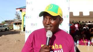 Kampeni ya FURAHA YANGU yatua kata ya SOITSAMBU DC Rashid Taka azindua