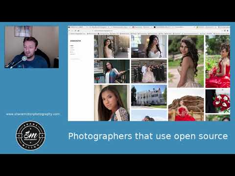 FOSS Photographers | Photographers That Use Open Source Software