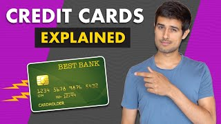 The working of Credit Cards Do I need a credit card? Dhruv Rathee   Dhruv Rathee thumbnail