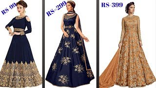Latest Gown Designs 2019 || Latest party wear dress designs collection (fashion Bazaar)