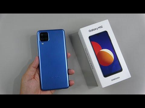 Samsung Galaxy M12, Exynos 850, màn hình 90Hz, pin 5000mAh, giá dưới 4 triệu