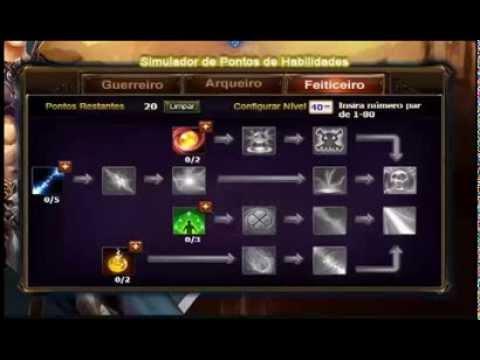 Legend Online Magos Tutorial Basico