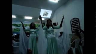 10º Congresso Écos de Sião - Coreografia A espera de um milagre (Lauriete)